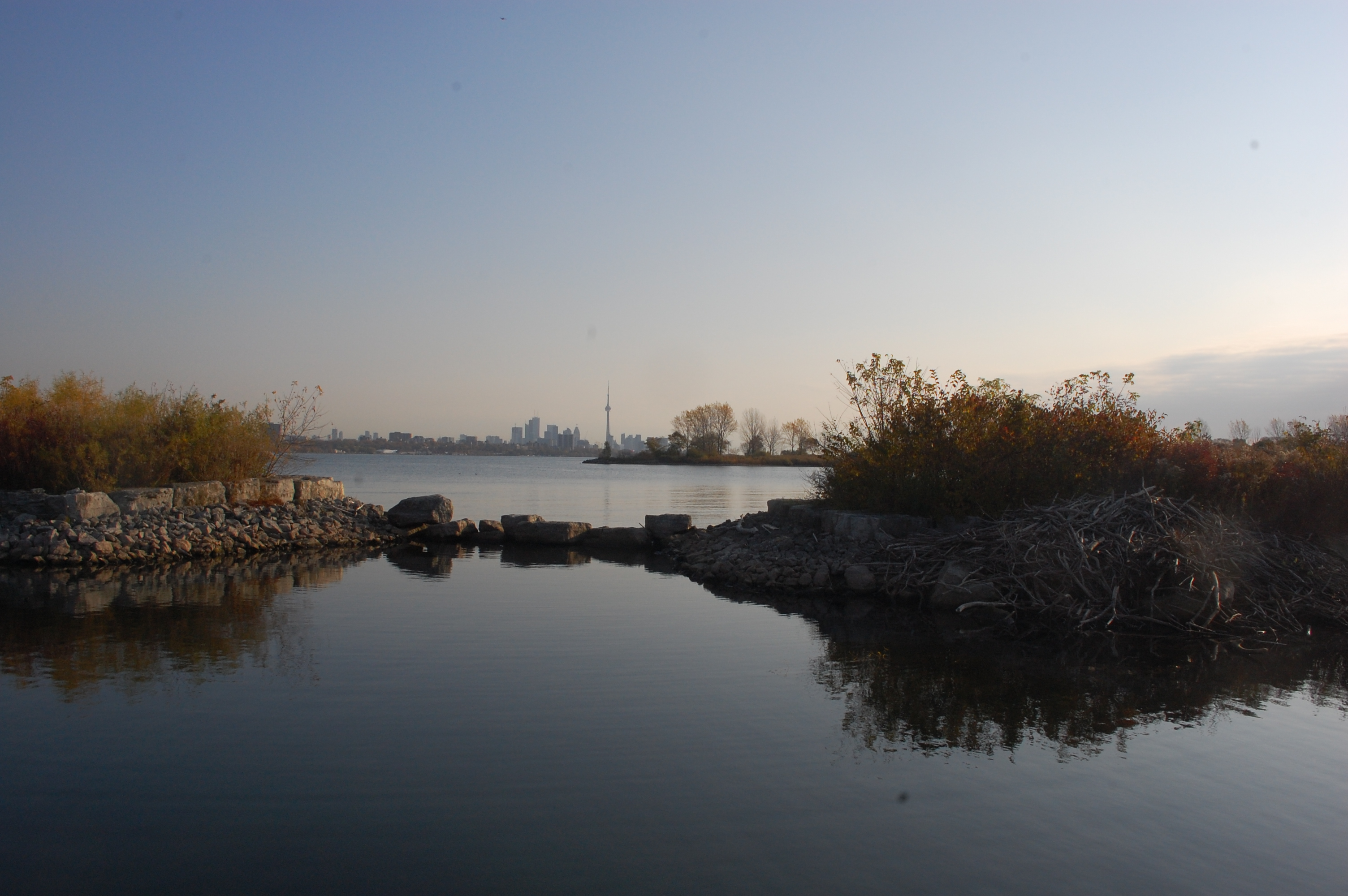 Humber Bay at Sunrise